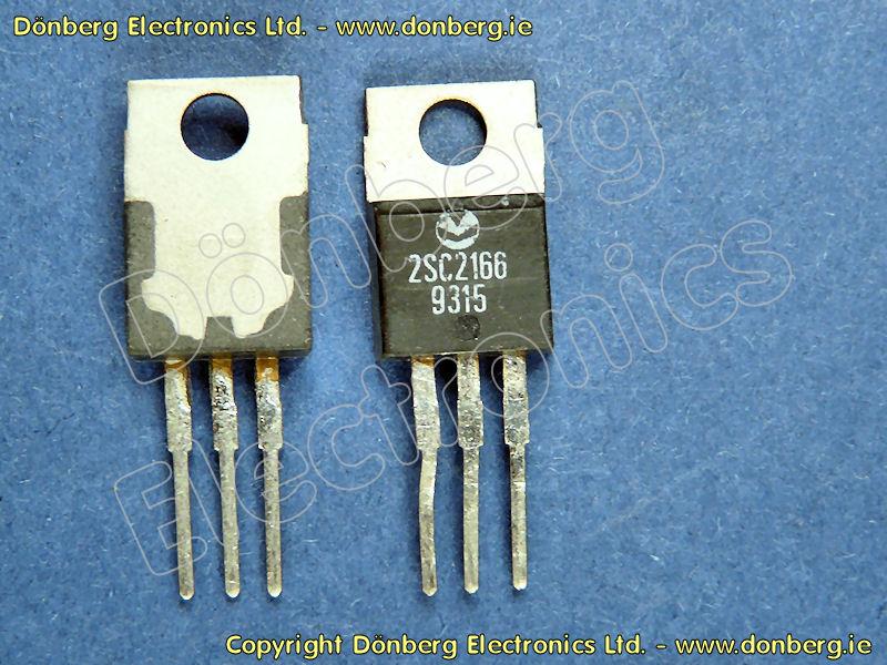 semiconductor 2sc2166 2sc 2166 transistor silicon npn 75v rh m donberg ie