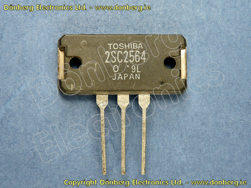 Semiconductor: 2SC2564 (2SC 2564) - NPN-POWER TRANSISTOR
