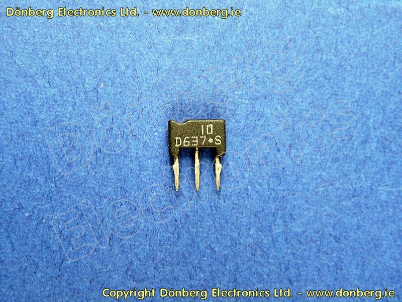 2SD637  D637 2SD637R Transistor