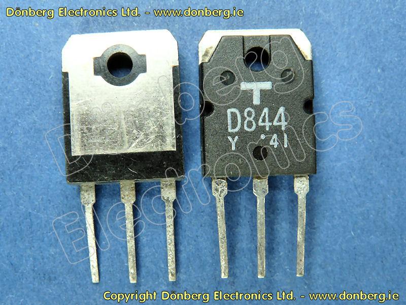 semiconductor 2sd844 2sd 844 npn power transistor rh donberg ie