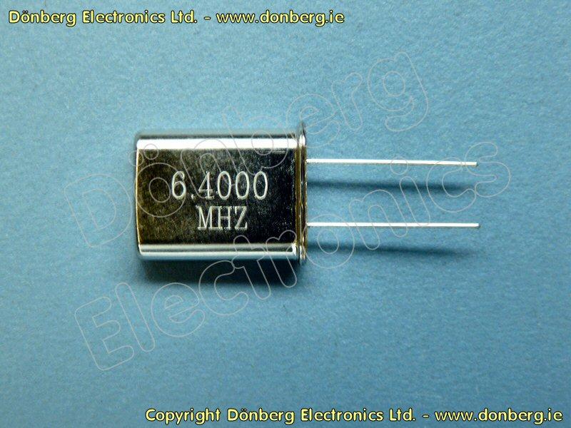4097 4 MHz QUARTZ-HC 49 COD