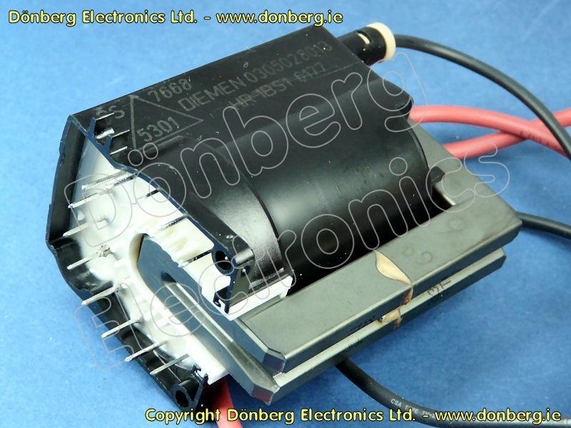 Line Output Transformer / Flyback: HR6177 (HR 6177) - LINE