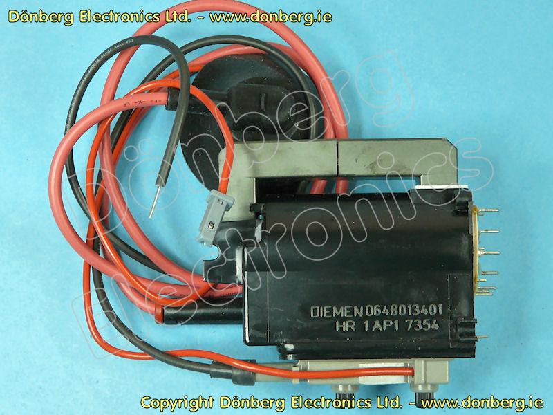 Line Output Transformer / Flyback: HR7354 (HR 7354) - AT2078