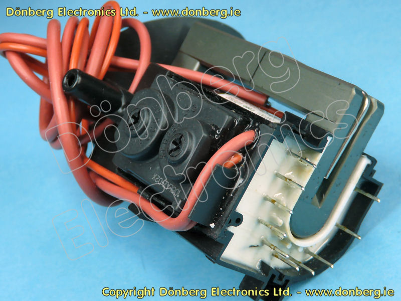 Line Output Transformer / Flyback: HR8884 (HR 8884) - AA2600145A /  13720076A SAMSUNG CHASSIS KS3A.